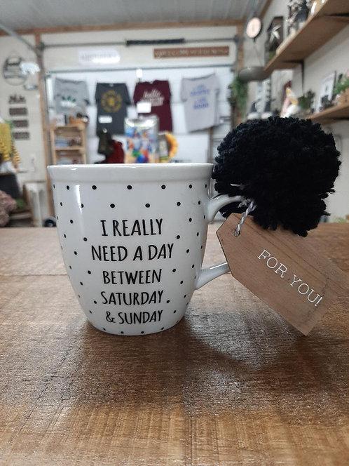 I Really Need Mug