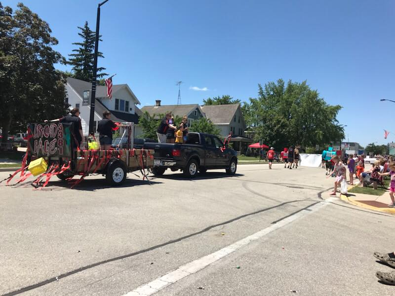 Reedsville Parade