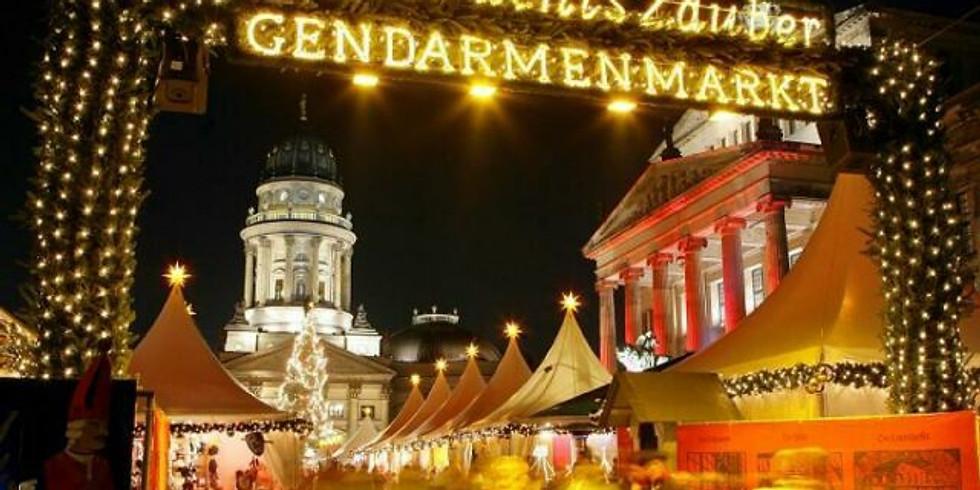 Гданьск-Берлин. Рождественские ярмарки в Берлине  25-26 декабря 2021 г.