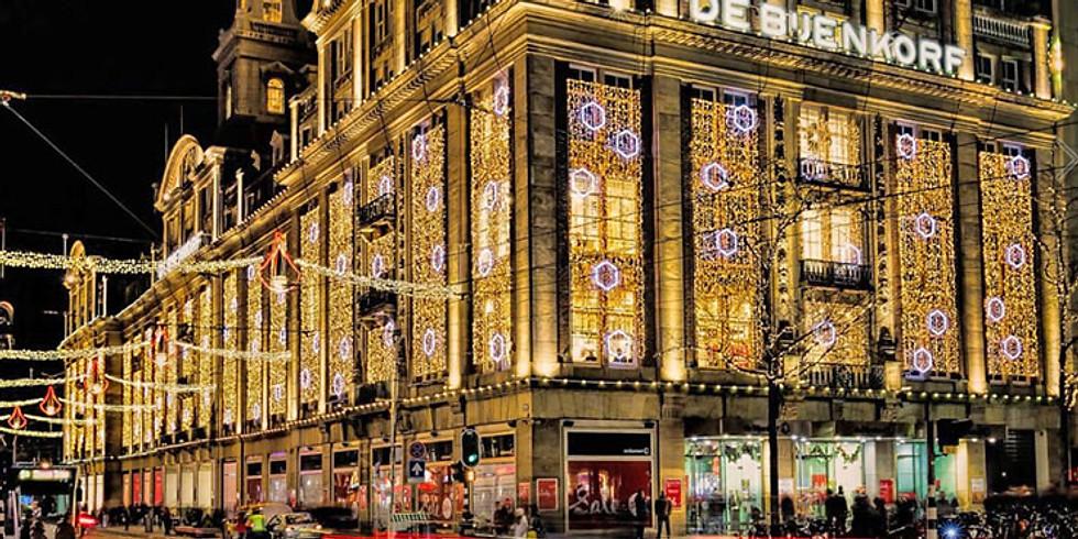 Щецин-Амстердам. Рождественские ярмарки 11-13 декабря 2020 г.