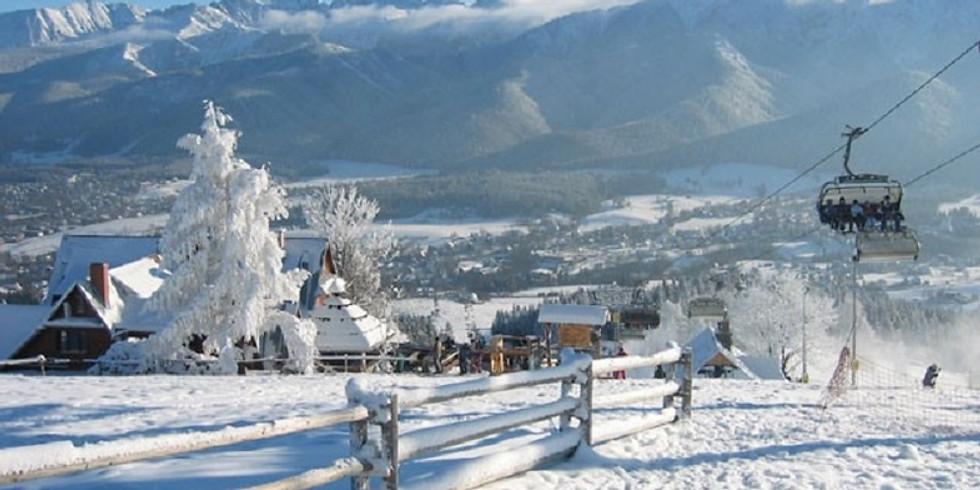 Тур в Закопане в канун православного Рождества 3-6 января 2020 г.