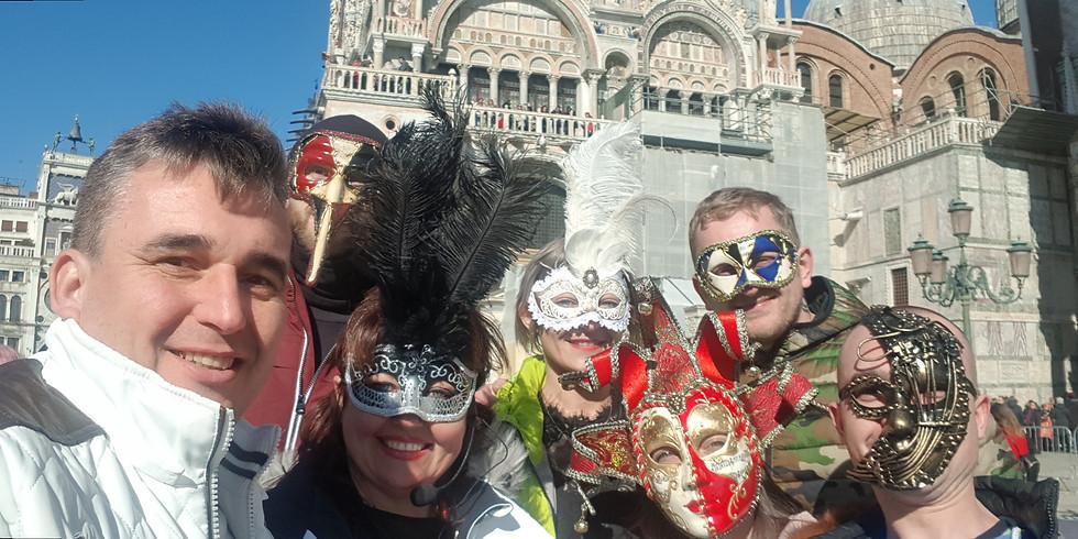 Венецианский карнавал: Гданьск-Венеция-Верона 13-16 февраля 2020 г.
