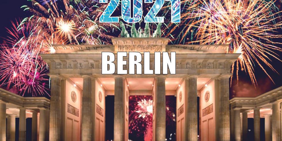 Щецин-Берлин 31 декабря - 1 января