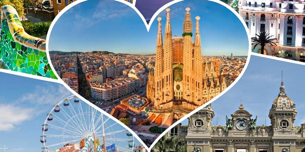 Милан-Венеция-Ницца-Монако-Барселона. Тур из Щецина 10-17 сентября 2020 г.