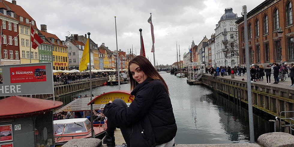 Щецин-Копенгаген (Дания) 19-20 октября