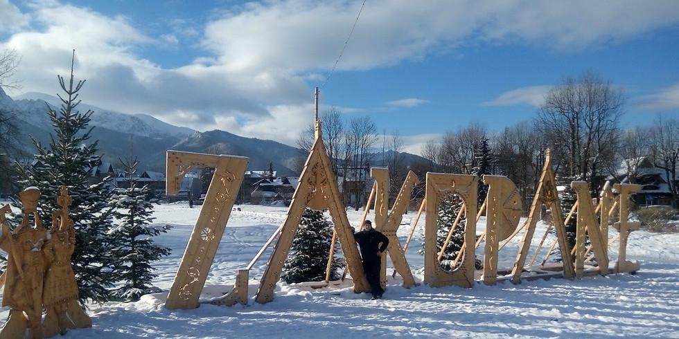Тур Щецин- Закопане  11-14 марта 2021 г.