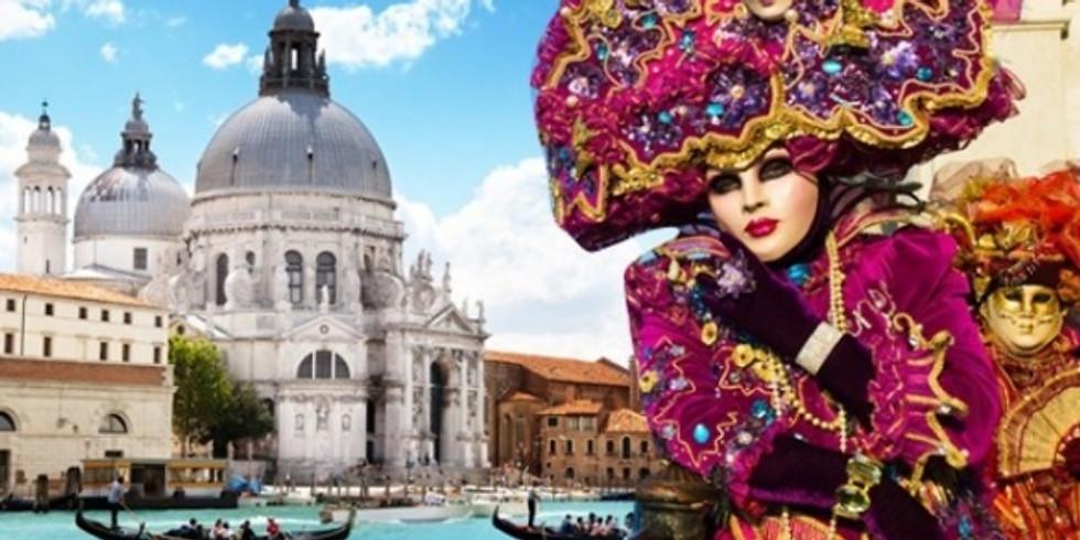 Венецианский карнавал: Щецин - Венеция 7-9 февраля 2020 г.