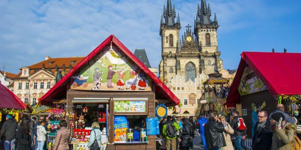Гданьск -Прага  (Пасхальные ярмарки) 10-12 апреля 2020 г.