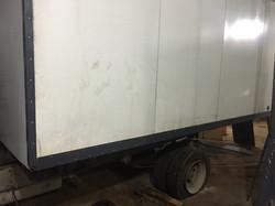 Замена уголков фургона
