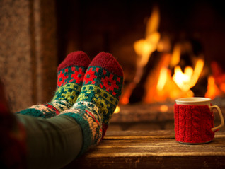 Winter foot care tips!