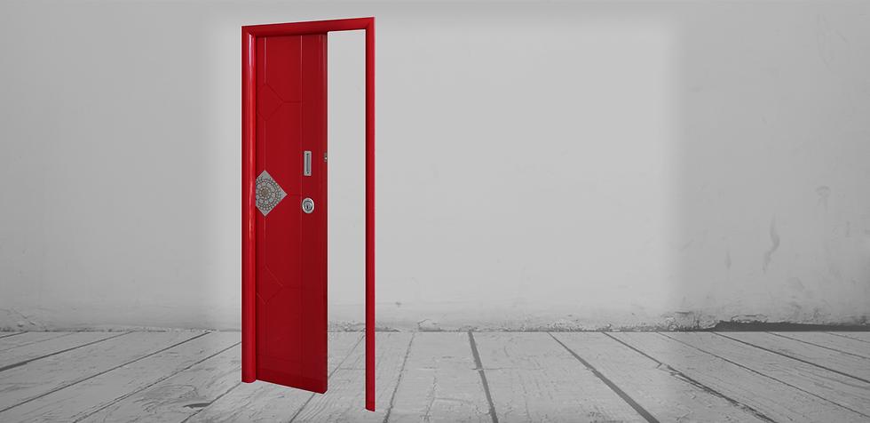 CPC Porte - Porte blindate Mod. SCORREVOLE