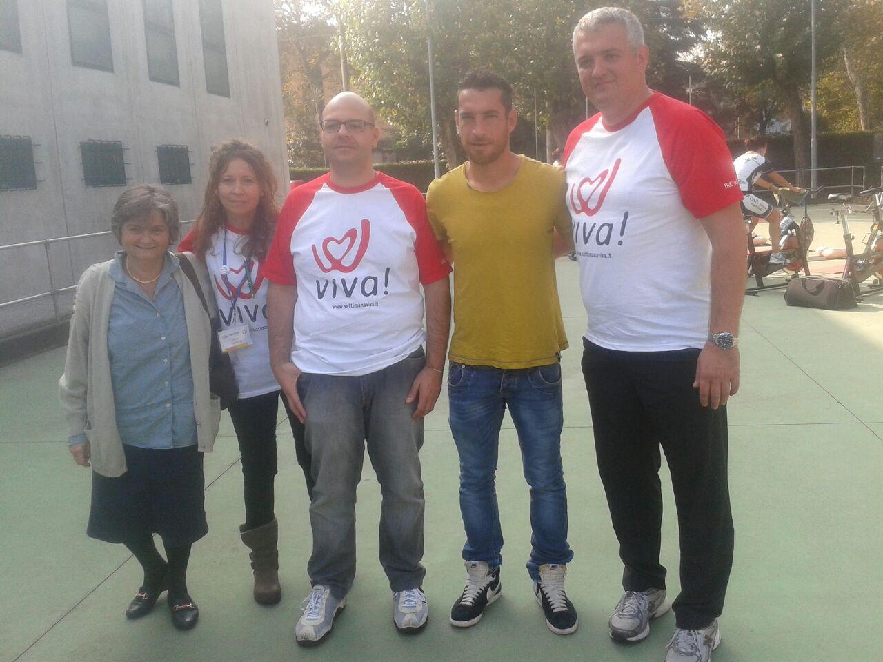 festa della prevenzione  G.Alessi Reggiana