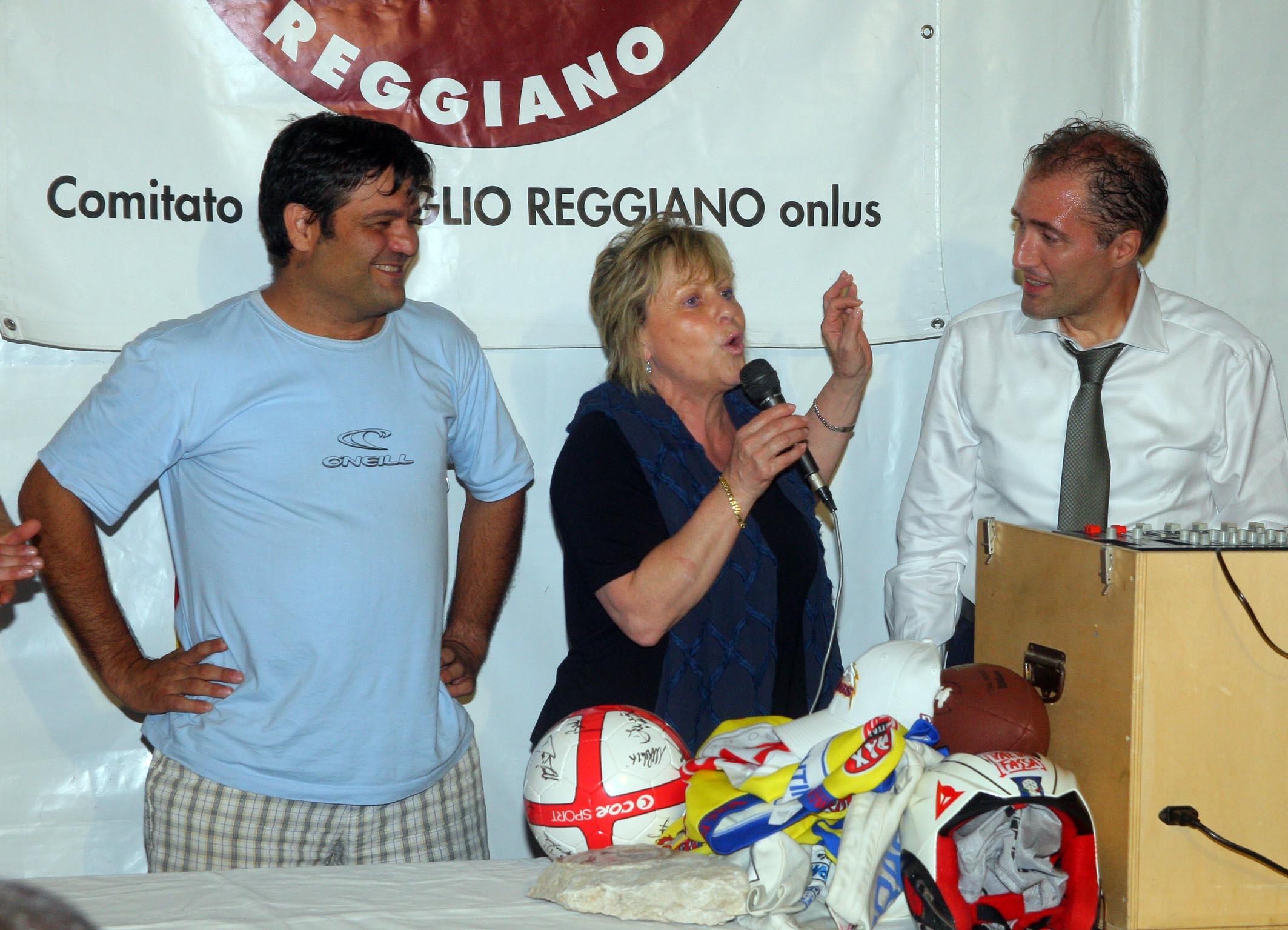 festa dello sport Sonia Masini