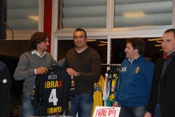 Gala Caselli(Reggiana) e C.Bezzi (Arix viadana rugby e naz.Italia)