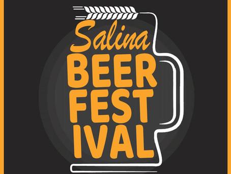 SALINA BEER FESTIVAL A CASTEL MAGGIORE BOLOGNA IL 3/4/5 SETTEMBRE