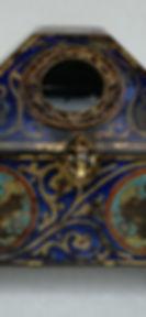 Cassetta reliquario