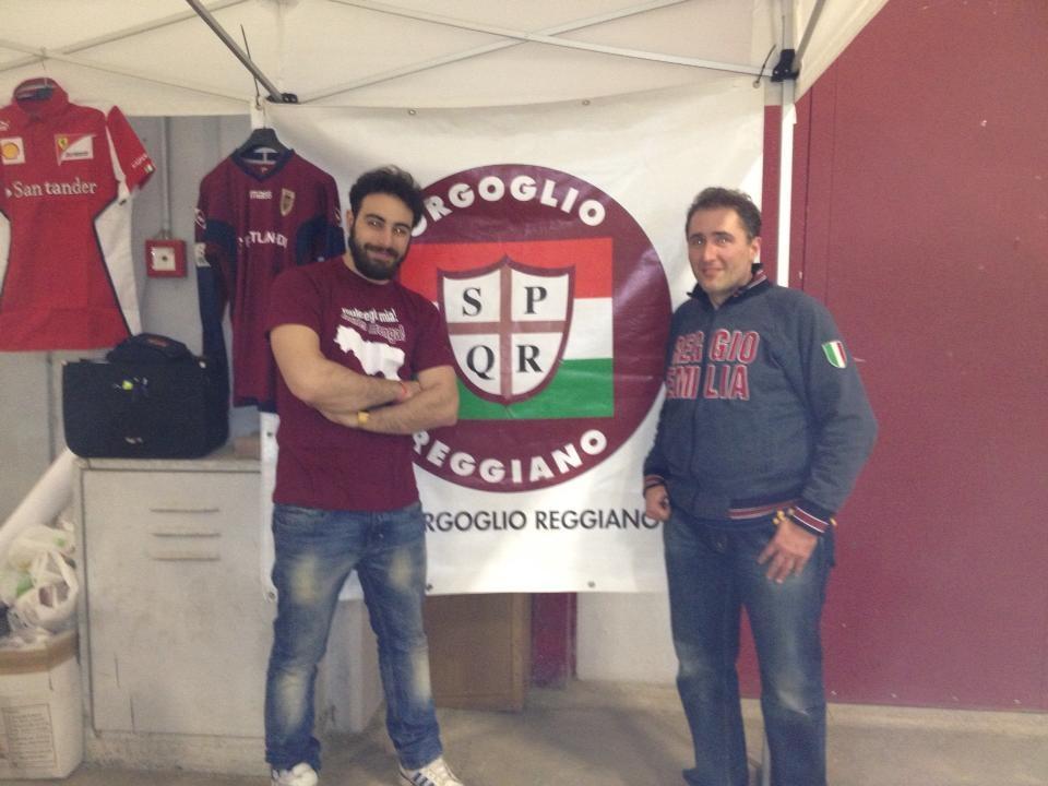 America's fun Andreas Diamond (campione italiano wrestlin e dj tv) (1)