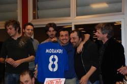 Gala Luca Ancheschi - Artisti Italiani - Hydra per asta maglia Gianni Morandi