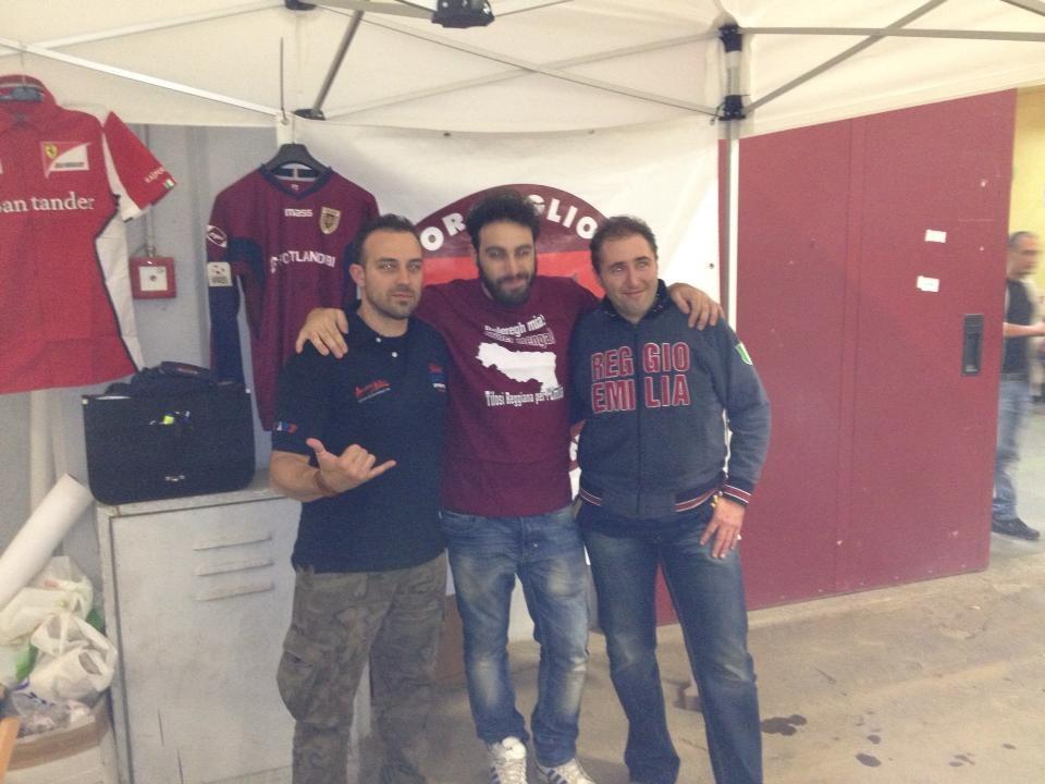 America's fun Andreas Diamond (campione italiano wrestlin e dj tv) (2)