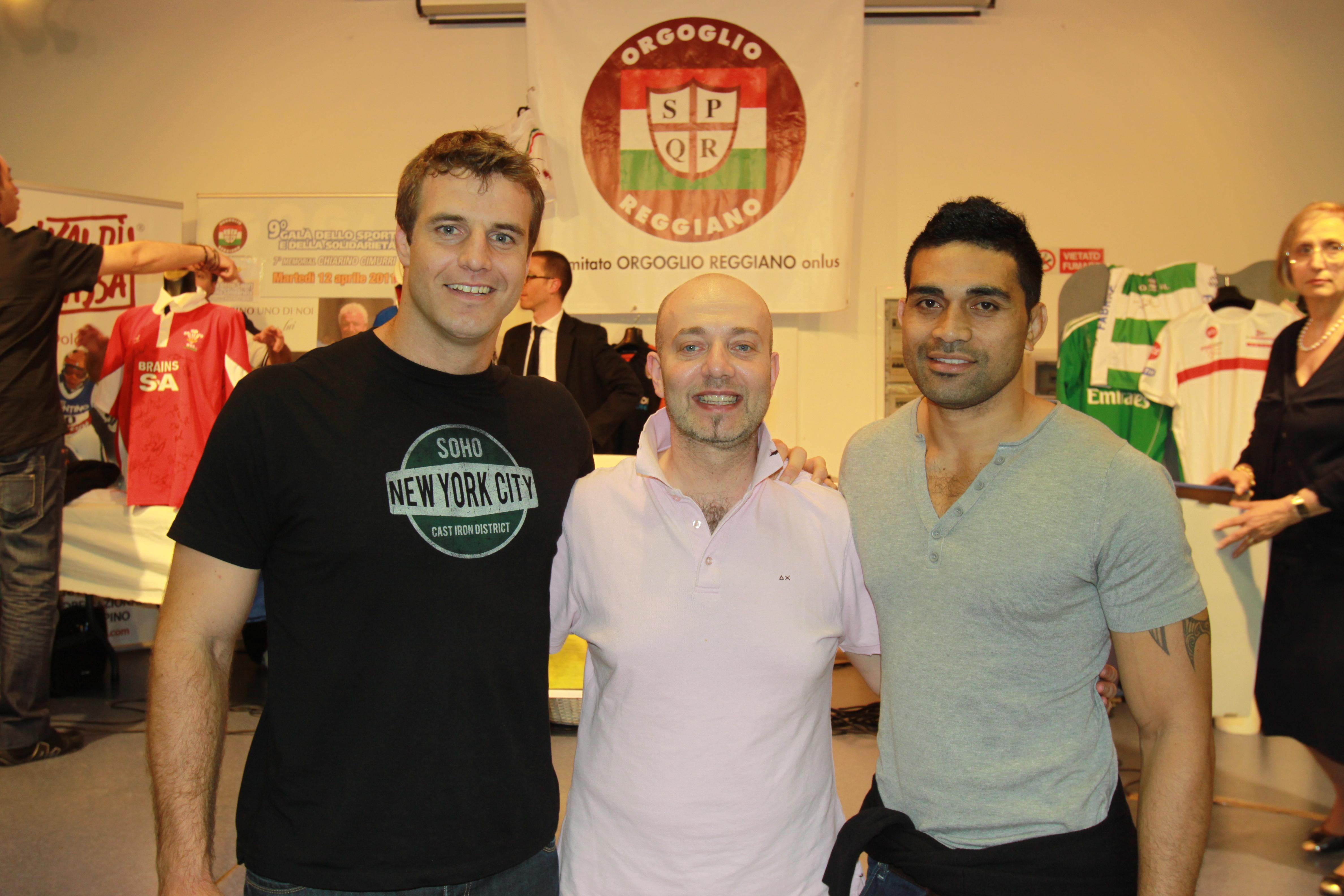 Gala W. Waki (Rugby Reggio)