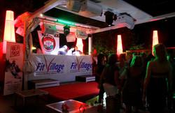 festa Fit Village al Casale