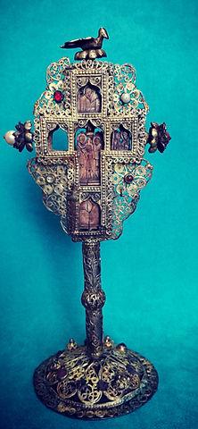 Croce Reliquiario