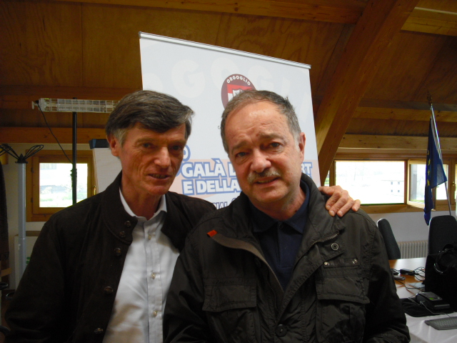 conferenza stampa Gala G.Cimurri e Mauro del Bue