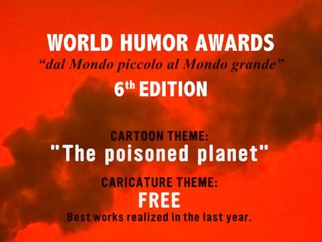 WORLD HUMOR AWARDS 2021