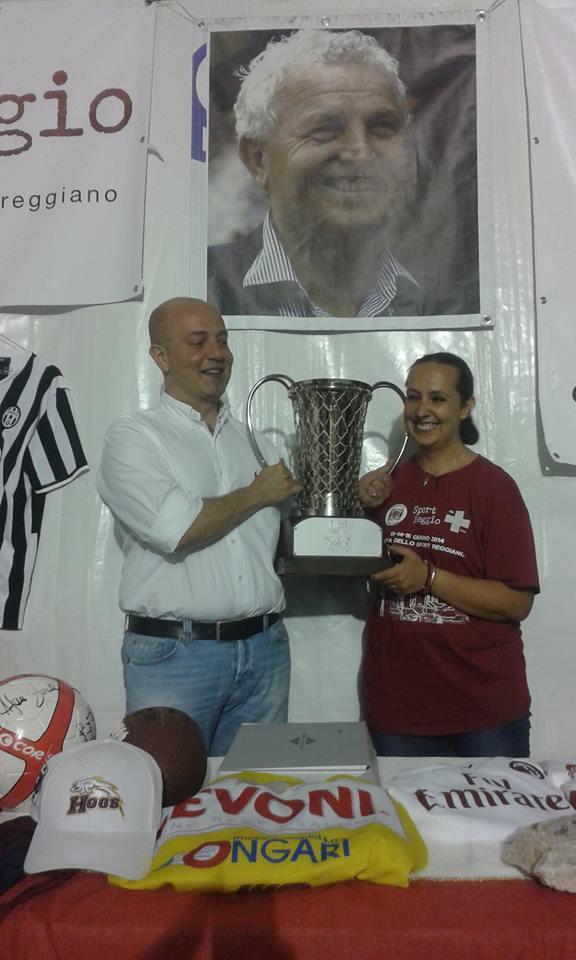 festa dello Sport - Massimo Menetti
