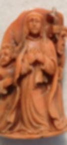 Maria, San Giuseppe ed un angelo