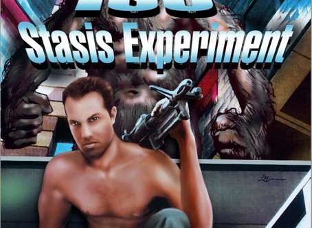 The Iso Stasis Experiment - A Review by Frank Slagel