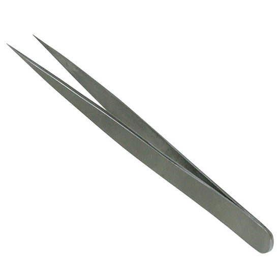 Stainless Steel Tweezer Straight