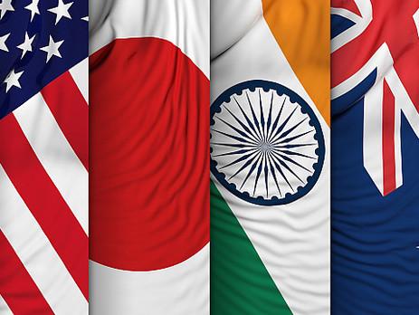 A new dimension: On India-U.S.-Australia-Japan Quadrilateral{PDF}