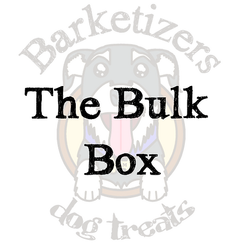 The Bulk Box - 2 Pounds (Packed in a Sealed Bag)