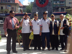 VFW Post 124 Celebrating Heroes Day 2014