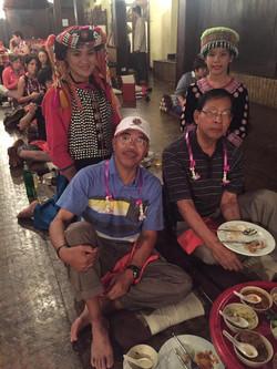 Cdr LarryS and QM JoeCat in Vietnam