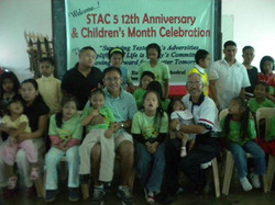 STAC5 Nov 2014 Disabled Children