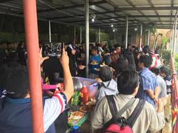 Orphanage Kids Feeding