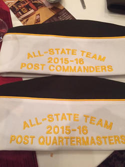 All State Post Cdr & QM