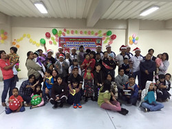 VFW Post 124 Members provided gifts to STAC5