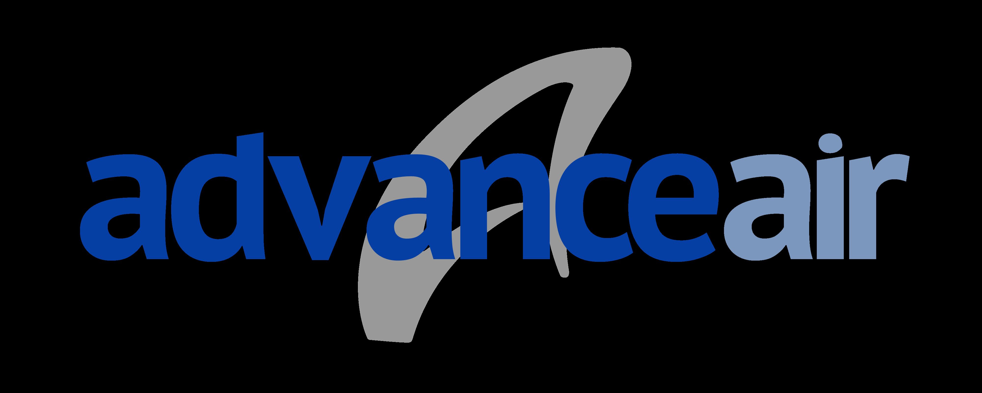 Advance Air transparent logo