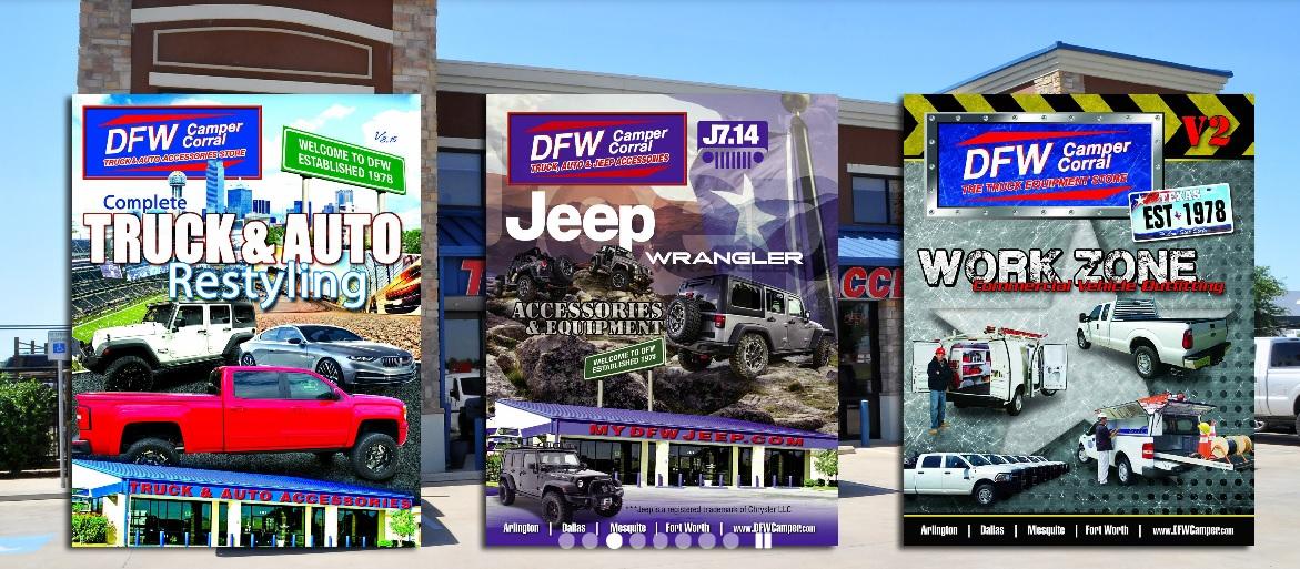 dfw truck accessories