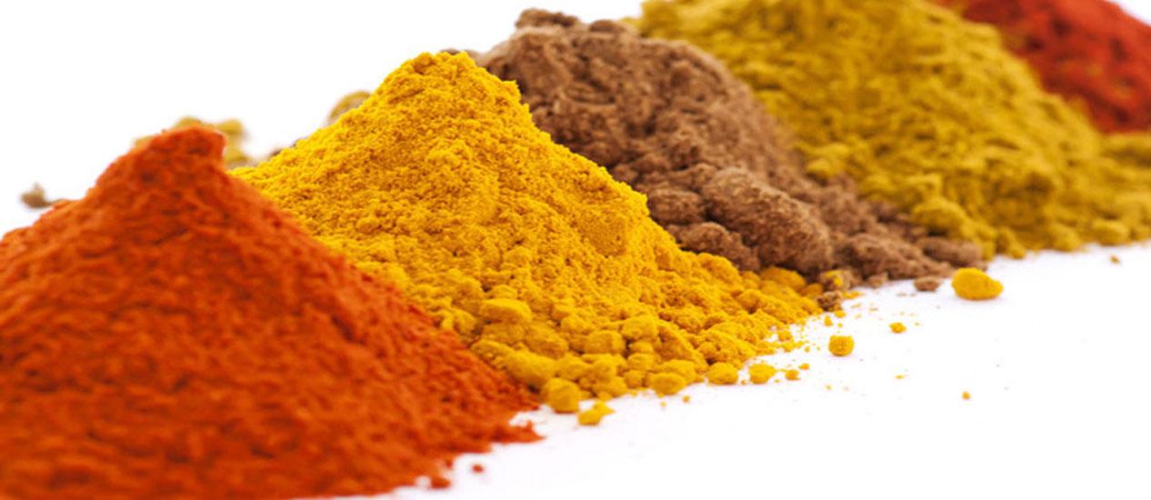 raw material powders