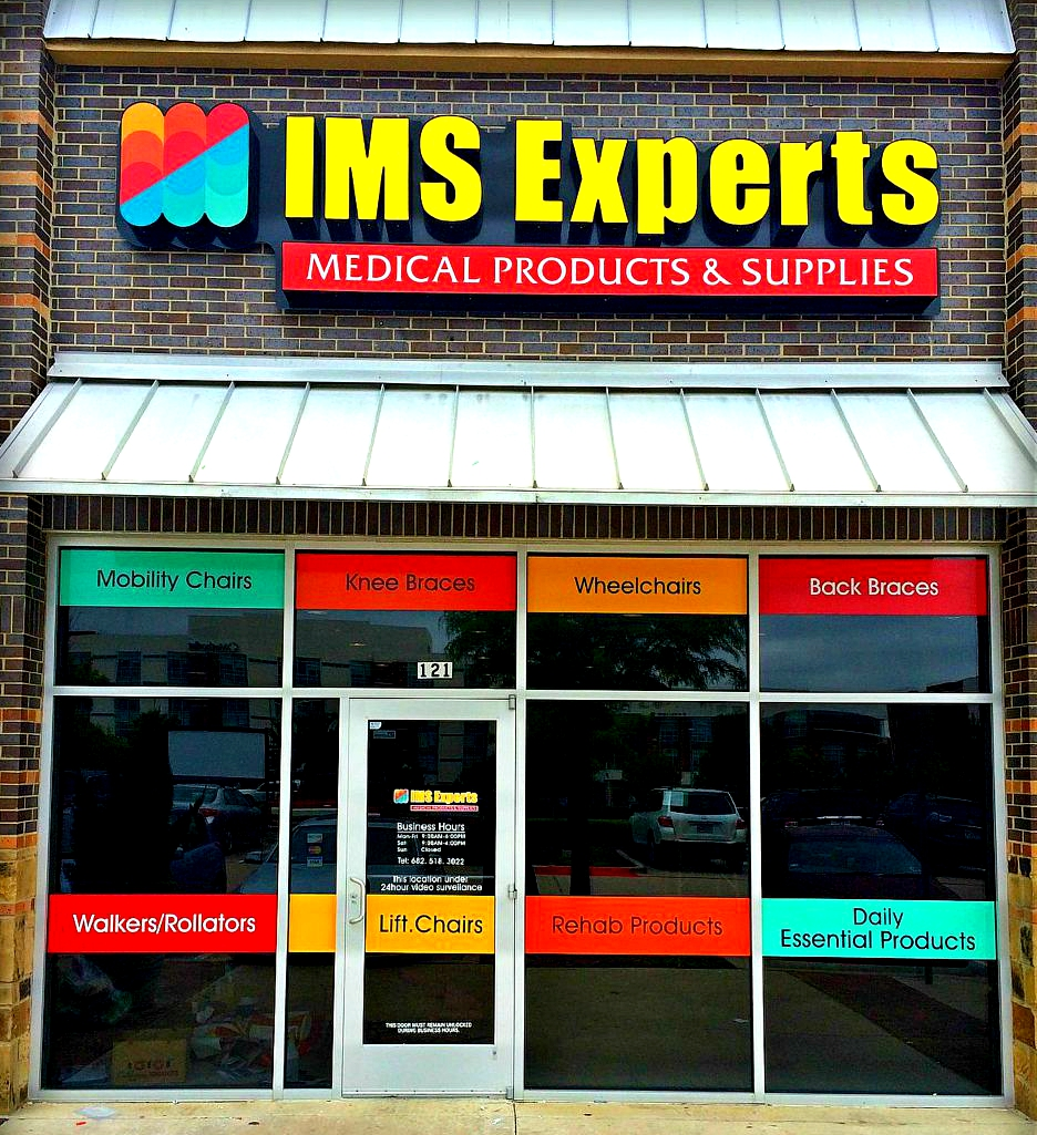 IMS Retail Store