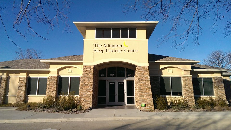 The Arlington Sleep Disorder Center building