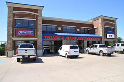 dfw Truck Accessories storefront