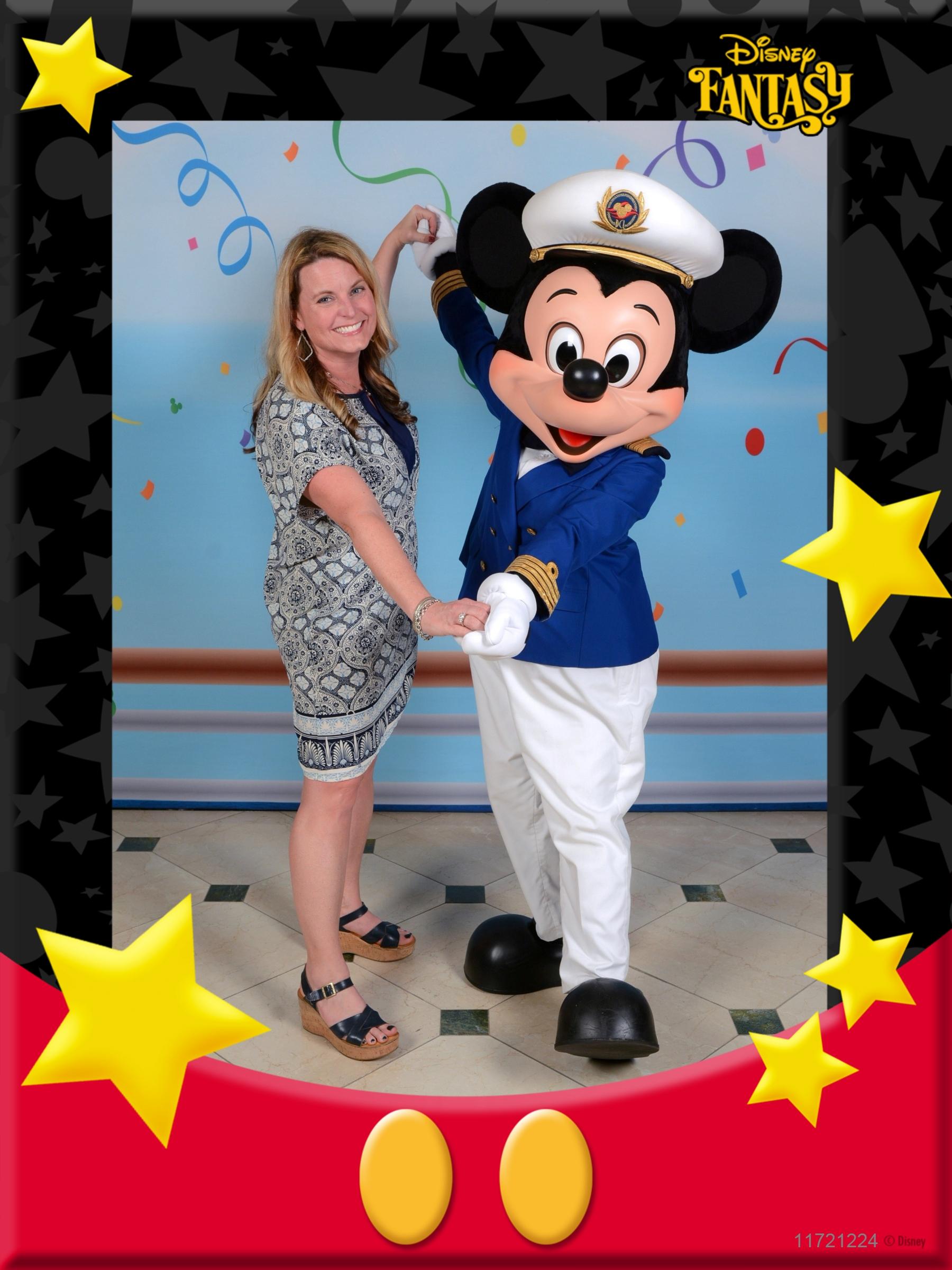 Melissa Mickey Fantasy Cruise