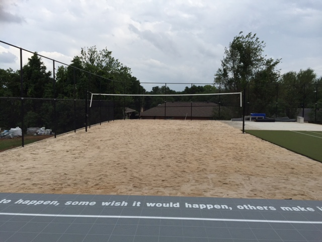 nexcourt sand volley