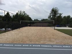 nexcourt sand volley