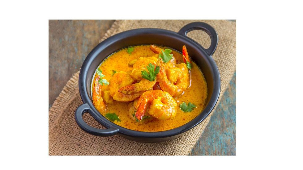 【素材の旨み】マスタード香るエビカレー🦐Shrimp & Vegetable Curry(ルーのみ)